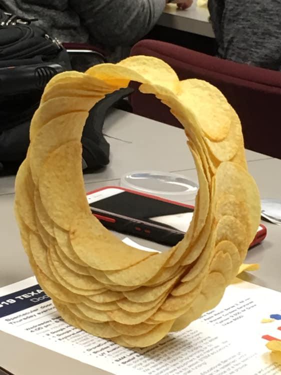 Pringles Ring