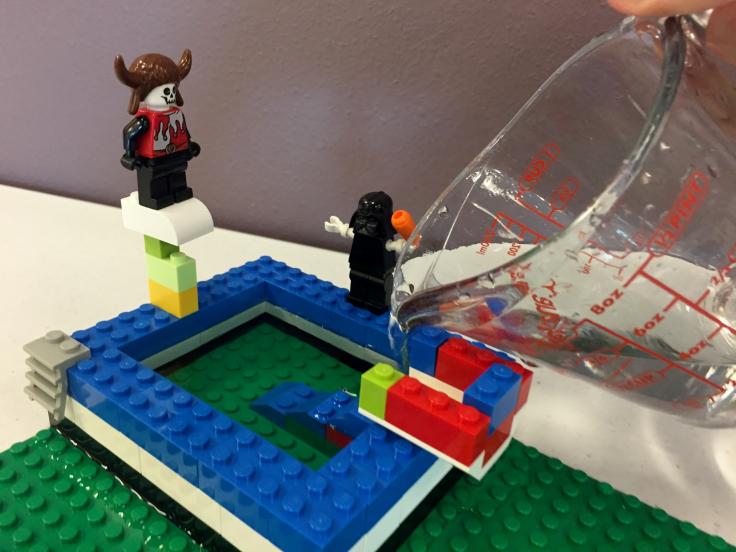 Lego Waterworks